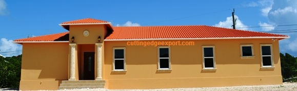 CuttingEdge Export SmartPanels Panelized Prefab Homes