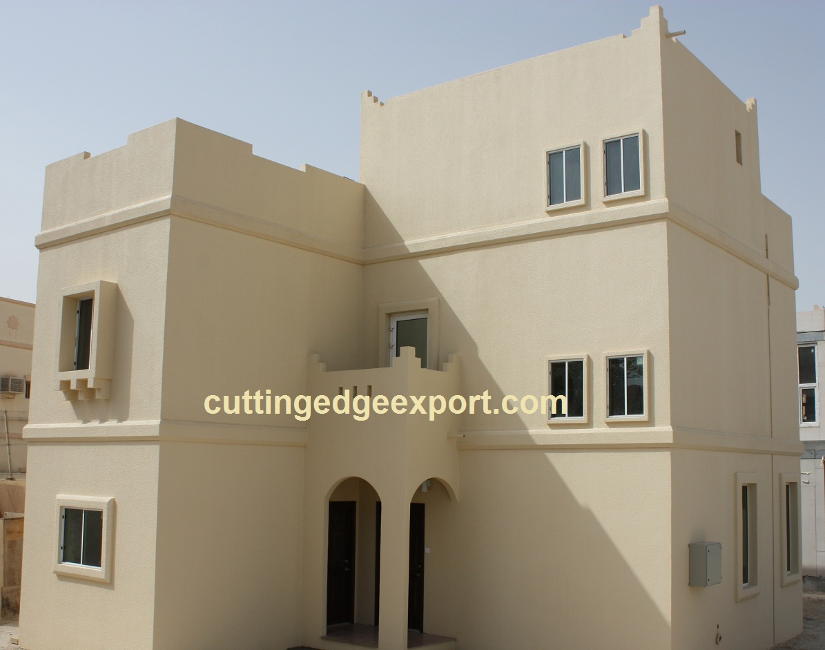 global panelized housing solutions from CuttingEdge Export Ltd